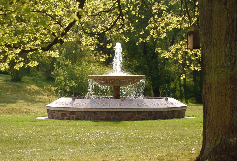 Vaterbrunnen auf Kanaan