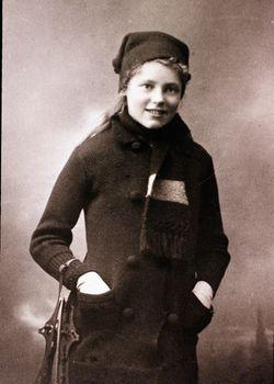 Erika Madauss 1917