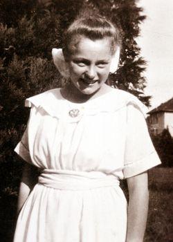 Erika Madauss 1921