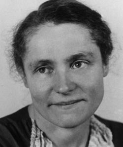 Erika Madauss 1936