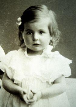 Klara Schlink 1906