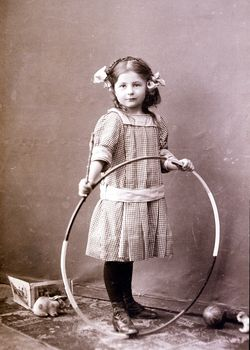 Klara Schlink 1909