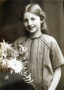 Klara Schlink 1922