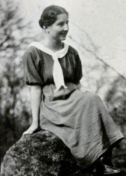 Klara Schlink 1921