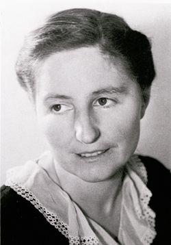 Klara Schlink 1940