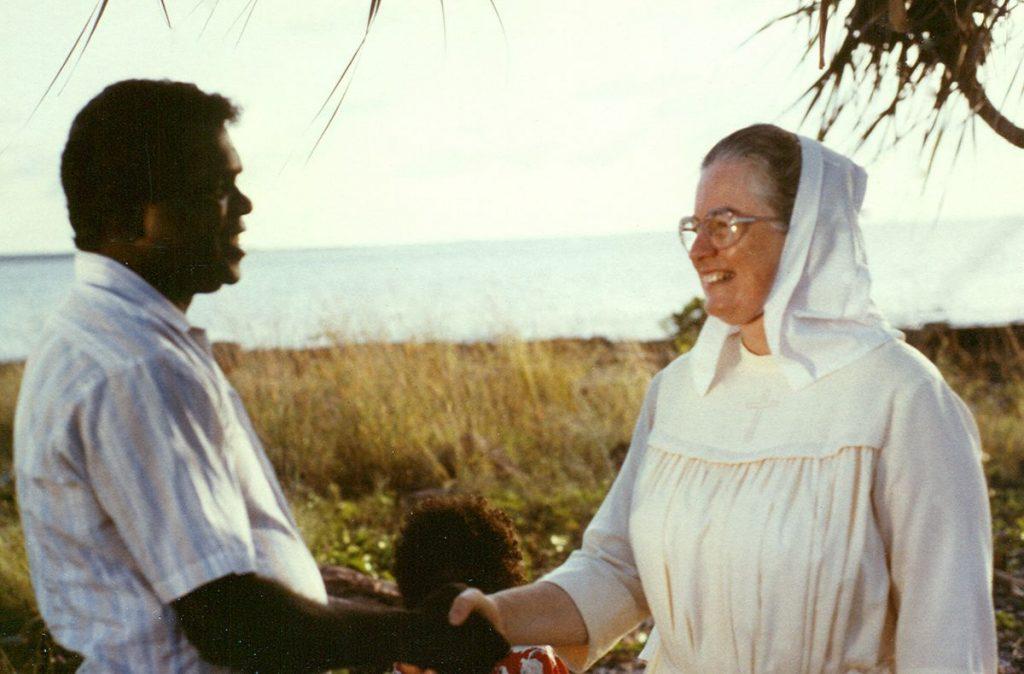 Vergebung - Aboriginal Pfarrer