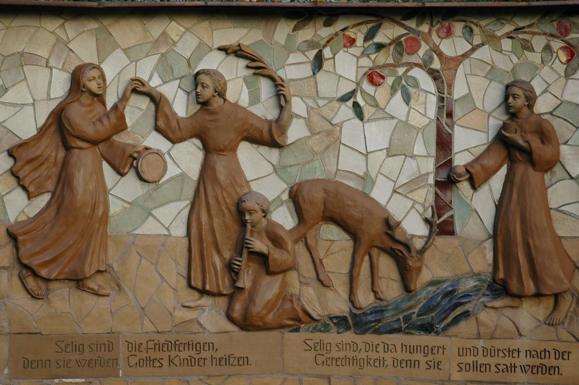 Versöhnung durch Friedfertigkeit