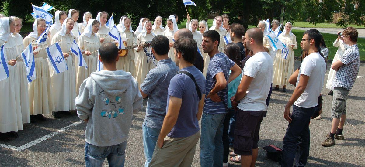 Israel, Gottes Bundesvolk